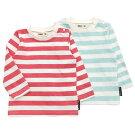 Bobson(ボブソン)長袖Tシャツ(80〜130cm)女の子春物80cm90cm95cm100cm110cm120cm130cmキムラタンの子供服
