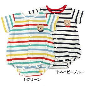 Piccolo (ピッコロ ) ボディシャツ (60〜80cm) 男の子 夏物 60cm 70cm 80cm キムラタン 子供服 あす楽