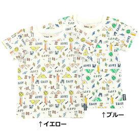 【50%OFF SALE ファイナルセール 半額以下】Bobson (ボブソン ) Tシャツ(半袖) (80〜130cm) 男の子 夏物 80cm 90cm 95cm 100cm 110cm 120cm 130cm キムラタン 子供服 あす楽