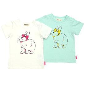 Bobson (ボブソン ) Tシャツ(半袖) (80〜130cm) 女の子 夏物 80cm 90cm 95cm 100cm 110cm 120cm 130cm キムラタン 子供服 あす楽