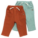 Piccolo(ピッコロ)長丈パンツ(70〜95cm)男の子初夏物70cm80cm90cm95cmキムラタン子供服綿100%あす楽