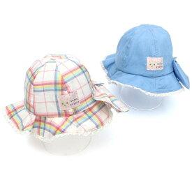 coeur a coeur (クーラクール ) 帽子 (46〜50cm) 女の子 初夏物 46cm 48cm 50cm キムラタン 子供服 あす楽