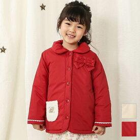 Biquette (ビケット ) コート (80〜130cm) 女の子 80cm 90cm 95cm 100cm 110cm 120cm 130cm キムラタン 子供服
