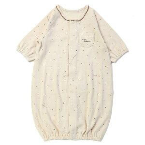愛情設計 【日本製】 ベンリードレス (50〜60cm) 女の子 男の子 キムラタン 子供服 綿100%[ベビーウェア]bbyAW/bbySP/bbySM