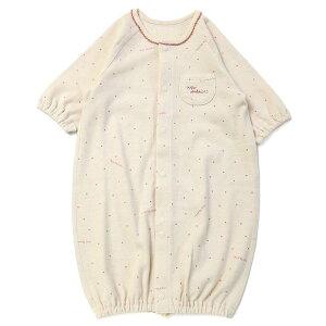 愛情設計 【日本製】 ベンリードレス (50〜60cm) 女の子 キムラタン 子供服 綿100%[ベビーウェア]bbyAW/bbySP/bbySM