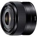 """【納期約1ヶ月以上】SEL35F18【送料無料】[SONY ソニー] デジタル一眼カメラ""""α""""[Eマウント]用レンズ E 35mm F1.8 OSS"""