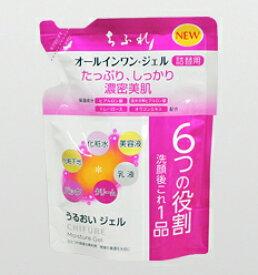 [CHIFURE ちふれ] 詰替用 うるおい ジェル 108g オールインワンジェル(ジェル状美容液)  108g