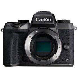 【お一人様1台限り】【在庫限り翌営業日発送OK A-6】EOSM5-BODY 【代引き不可】[canon キヤノン] ミラーレス一眼カメラ EOS M5 ボディ EOSM5BODY