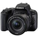 ◆【在庫有り翌営業日発送OK A-8】【お一人様1台限り】canon キヤノン EOSKISSX9-L1855KBK デジタル一眼カメラ EOS…