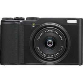 【在庫あり翌営業日発送OK A-8】【お一人様1台限り】富士フイルム XF10-B コンパクトデジタルカメラ ブラック FXXF10B