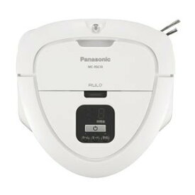 【納期約3週間】Panasonic パナソニック MC-RSC10-W ロボット掃除機 ホワイト ルーロ ミニ MCRSC10W