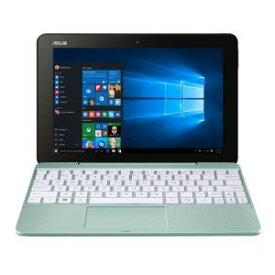 【納期約7〜10日】ASUS エイスース T101HA-64MGZP ノートPC ASUS エイスース TransBook シリーズ  ミントグリーン T101HA-64MGZP