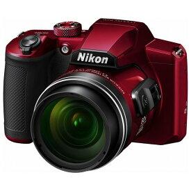 【納期約2週間】【お一人様1台限り】Nikon ニコン デジタルカメラ COOLPIX B600 レッド B600RD