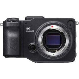 【納期約3週間】◎SIGMA シグマ SD-QUATTRO-H デジタル一眼カメラ「SIGMA sd Quattro H」ボディ