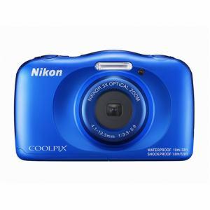 【納期約1〜2週間】NikonニコンCOOLPIXW150BLデジタルカメラブルー