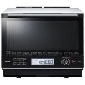【納期約3週間】TOSHIBA 東芝 ER-VD3000-W スチームオーブンレンジ グランホワイト 30L ERVD3000