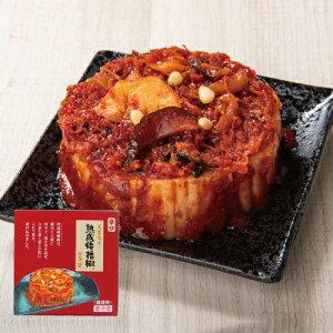 【国産・熟成倭播椒カップ】【300g】辛口・白菜キムチ・松の実・塩辛・アミエビ・つけあみ・漬物