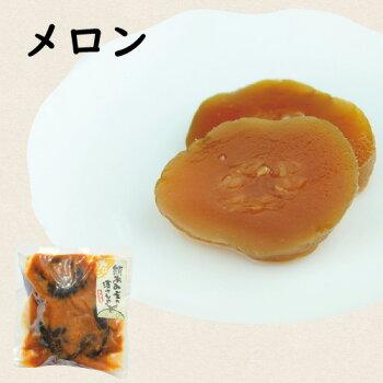 【国産・熊本産】【メロン味噌漬け】みそ漬け・みそづけ・漬物・熊本味噌