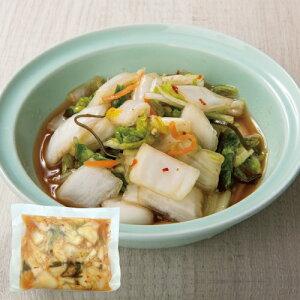 【国産・白キムチ(ピリ辛)130g】あっさり・朝鮮漬・ちょうせんづけ・白菜・浅漬け・漬物