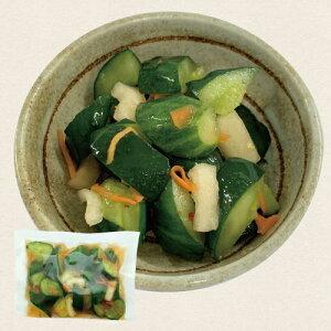 【国産・胡瓜朝鮮漬・浅漬】おつまみ胡瓜・胡瓜の浅漬・胡瓜の漬物・手作り・吉原食品
