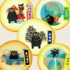 It is Kumamoto-jo Castle, Kurokawa Onsen, 通潤橋, Yatsushiro a mascot, Kumamoto souvenir, a souvenir use of Aso small country jersey milk, Kumamon print cookie cookie, Kumamoto, souvenir, box cake, cake, くまもん, here