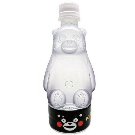 【くまモン型の水・黒】くまモン・ミネラルウォーター・水・ペットボトル・くまモン型ボトル・熊本・土産・くまもん・ご当地・熊本土産・お土産