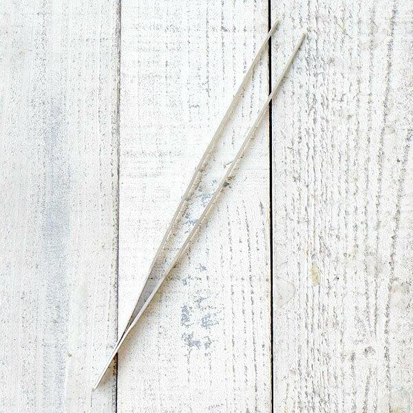 ハーバリウム制作用 ロングピンセット(27cm) 【 ハーバリウム 制作 ツール 】