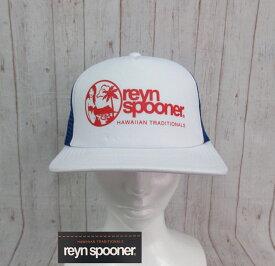 レインスプーナー(reyn spooner)メッシュ キャップ 涼しい メンズ 夏 海 帽子 ブランド