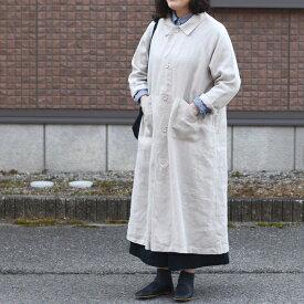 あっこたん×キナル× fog linen work あっこたんと作る理想のお洋服 そよかぜコート アルバートル