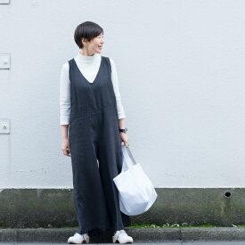 あっこたん×キナル× fog linen work あっこたんと作る理想のお洋服 リネン オールインワン グラフィット