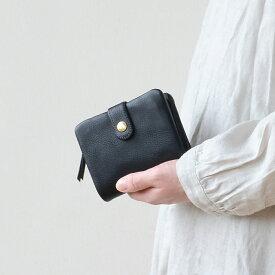 CINQ(サンク) 2つ折り財布 ブラック