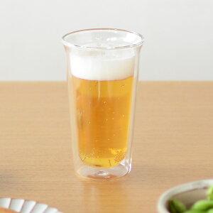 KINTO/キントー CAST ダブルウォール ビアグラス[21432]