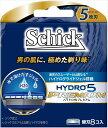 シック ハイドロ5 プレミアム 替刃 8個入 (増量+1コ)