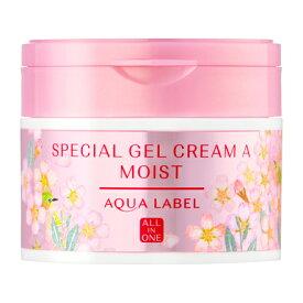 【限定品】資生堂 アクアレーベル スペシャルジェルクリームA (モイスト)桜の香り 90g