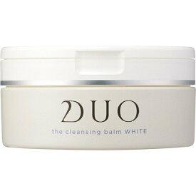 送料無料!DUO (デュオ)ザ クレンジングバーム ホワイト 90g  (カミツレ花精油の香り)≪代金引換不可≫