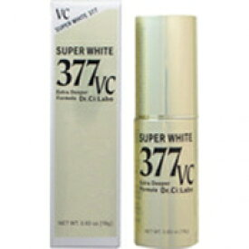 ドクターシーラボ スーパーホワイト377 VC(美容液)18g<1個まで定形外発送可>発送方法のご確認お願い致します!