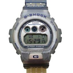 CASIO G-SHOCK DW-6900手錶藍色派(卡西歐)