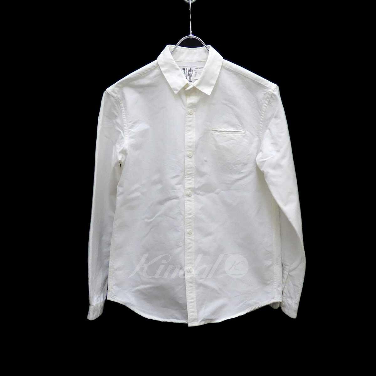 【中古】DIGAWEL4 スタンダードシャツ ホワイト サイズ:M 【080218】(ディガウェル4)
