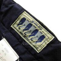【中古】giabsARCHIVIOVERDIテーパードパンツグレーサイズ:52【080218】(ジャブスアルキヴィオ)
