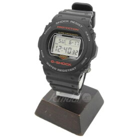 【中古】CASIO G-SHOCK 「DW-5750E-1JF」復刻モデル腕時計 【094497】 【KIND1734】