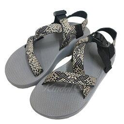Chaco Z1派損失運動涼鞋灰色尺寸:M10