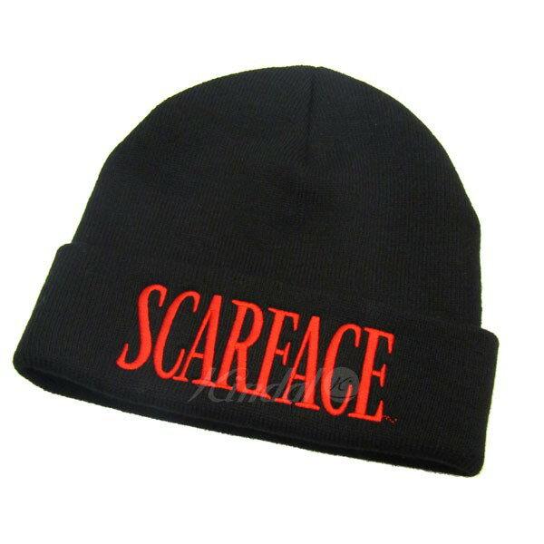 【中古】SUPREME 2017A/W Scarface Beanie ビーニーキャップ ブラック サイズ:- 【送料無料】 【181118】(シュプリーム)