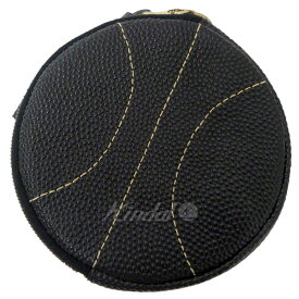 【中古】VISVIM 18AW「SIXTH MAN BASKET BALL POUTH」バスケットボールコインケース ブラック サイズ:- 【251118】(ビズビム)