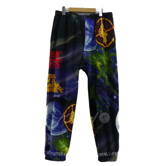SUPREME 2018SS Public Enemy Sweat Pant multicolored size: S (シュプリーム)