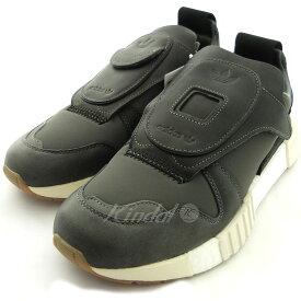 【6月3日 お値段見直しました】【中古】adidas originals「FUTUREPACER」スニーカー チャコールグレー サイズ:28cm