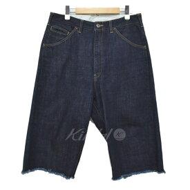 【中古】bukht -ONE WASH- デニムパンツ インディゴ サイズ:3(L) 【070319】(ブフト)