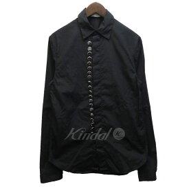 【中古】J.W.Anderson ボタン装飾シャツ 【072727】 【KIND1715】