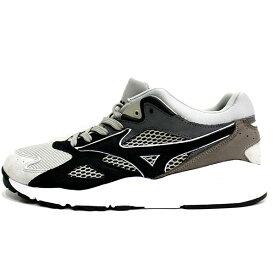 【6月20日 お値段見直しました】【中古】MizunoSKY MEDAL WHIZ LIMITED x mita sneakers スニーカー グレー サイズ:28cm