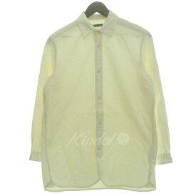 【中古】FRANK LEDER プレーンシャツ 【191333】 【KIND1735】