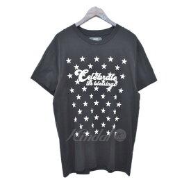 【中古】AMIRI 18SS Celebrate Tee プリントTシャツ ブラック サイズ:S 【150519】(アミリ)